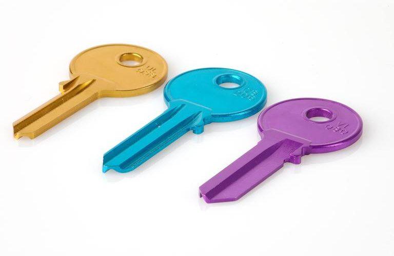видове ключове