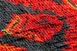 Материали за изработка на килими