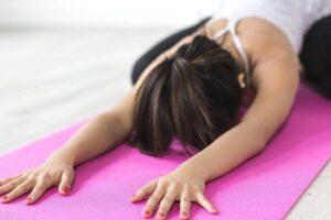 постелки за йога тренировки