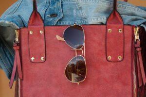 Качествена чанта от естествена кожа